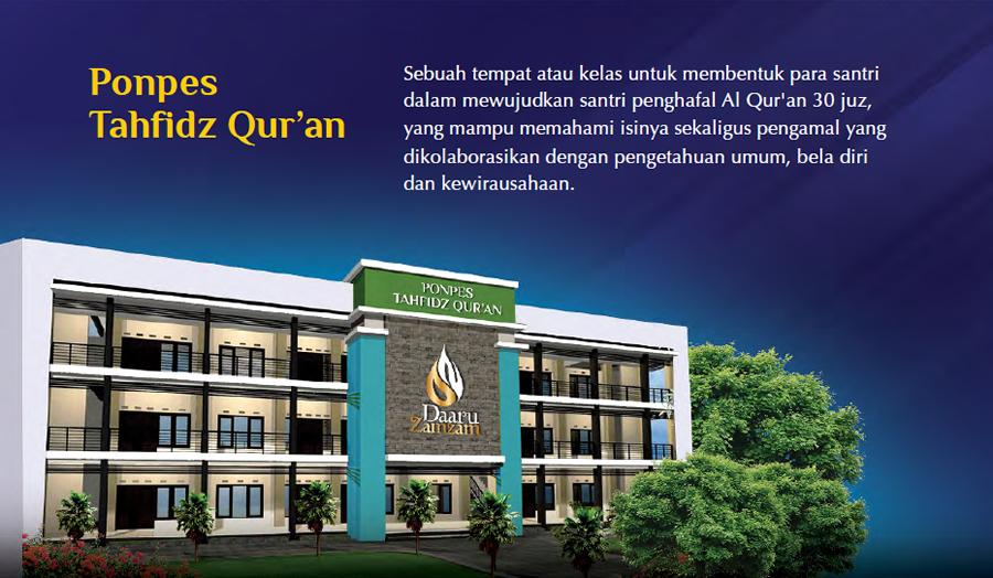 Ponpes Tahfidz Al-Quran